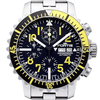 Fortis B-42 Marinemaster Chronograph - 671.24.14 M