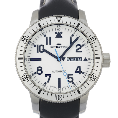 Fortis B-42 Marinemaster Day-Date - 647.11.42 L01