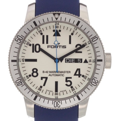 Fortis B-42 Marinemaster Day-Date Marinemaster Day-Date - 647.11.42 Si05