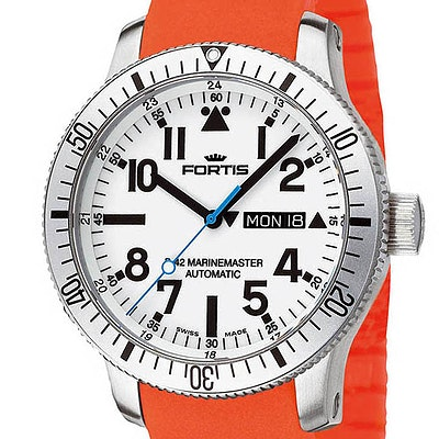 Fortis B-42 Marinemaster Day-Date - 647.11.42 SI20