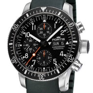 Fortis B-42 Official Cosmonauts Chronograph - 638.10.11 K