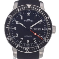 Fortis B-42 Official Cosmonauts Day-Date - 647.10.11 L01
