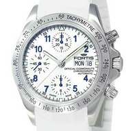 Fortis Official Cosmonauts Chronograph - 630.10.92 Si02