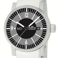 Fortis Spacematic Classic Black - 623.10.38 Si02