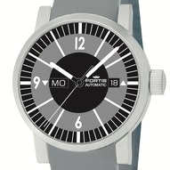 Fortis Spacematic Classic Black - 623.10.38 Si10