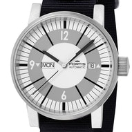 Fortis Spacematic Classic White - 623.10.37 N01