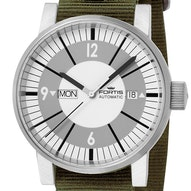Fortis Spacematic Classic White - 623.10.37 N11