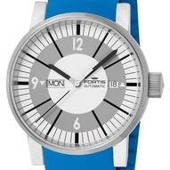 Fortis Spacematic Classic White - 623.10.37 Si17