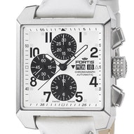Fortis Square Chronograph - 667.10.72 L 02