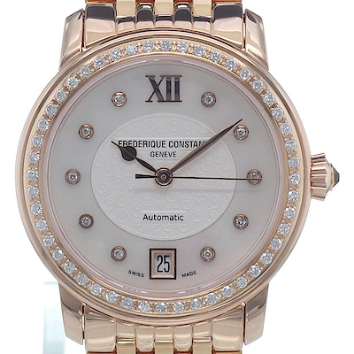 Frederique Constant Specialties Lady World Heart Federation - FC-303WHF2PD4B3