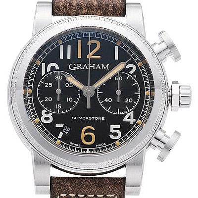 Graham Silverstone Vintage 44  - 2SABS.B05A