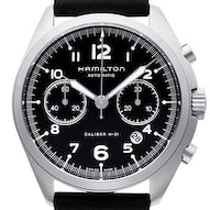 Hamilton Khaki Aviation Pilot Pioneer Chrono - H76416735