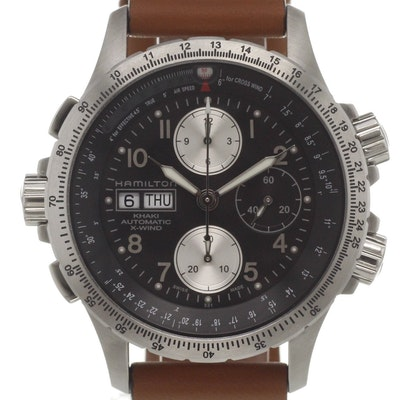Hamilton Khaki Aviation X-Wind  - H77616533