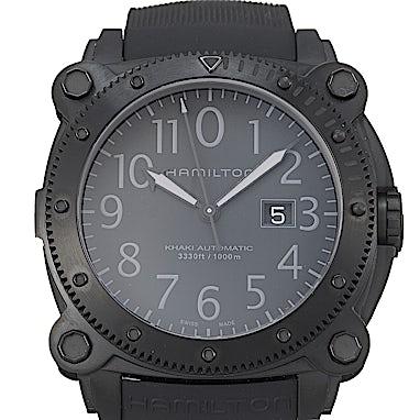 Hamilton Khaki Navy BeLOWZERO - H78585333