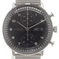 Junghans Max Bill Chronoscope - 027 / 4500.44