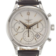 Longines Heritage Column Wheel Chronograph - L2.750.4.76.2