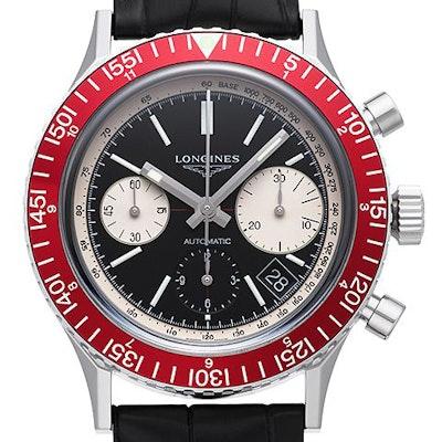 Longines Heritage Diver 1967 - L2.808.4.52.0