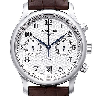 Longines Master Gents Large - L2.669.4.78.3