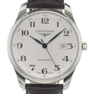Longines Master Gents XL - L2.893.4.78.3