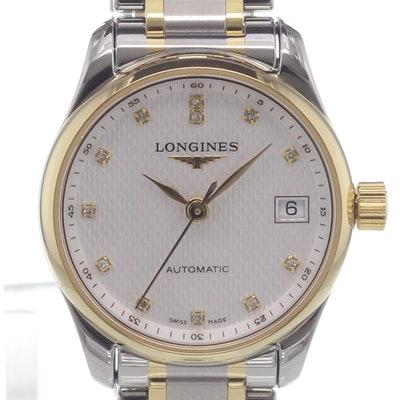 Longines Master  - L2.128.5.77.7