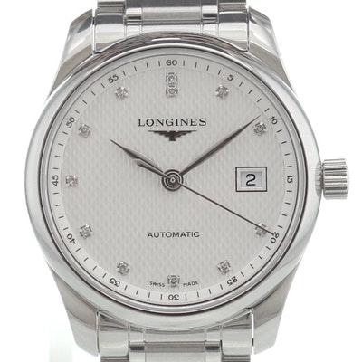 Longines Master  - L2.257.4.77.6