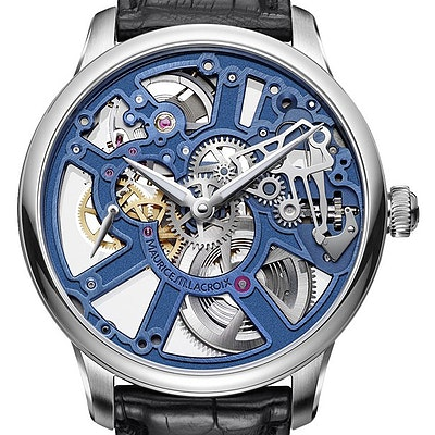 Maurice Lacroix Masterpiece Skeleton - MP7228-SS001-004-1