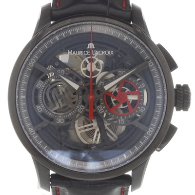 Maurice Lacroix Masterpiece Chronograph Skeleton - MP6028-PVB01-001-1