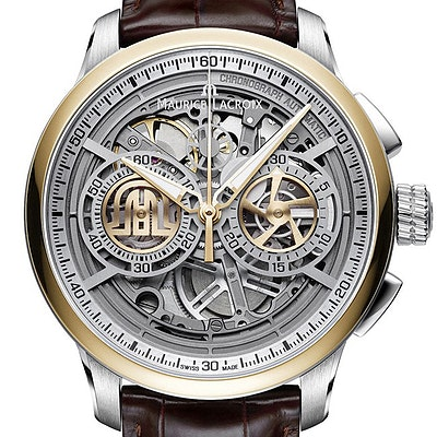 Maurice Lacroix Masterpiece Chronograph Skeleton - MP6028-PS101-001-1