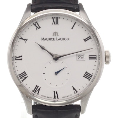 Maurice Lacroix Masterpiece Small Second - MP6907-SS001-112-1