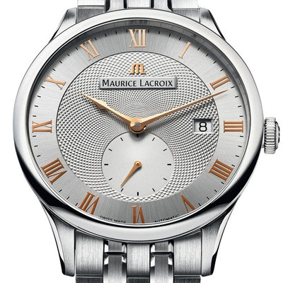 Maurice Lacroix Masterpiece Small Second - MP6907-SS002-111-1