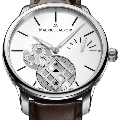 Maurice Lacroix Masterpiece Square Wheel - MP7158-SS001-101-1