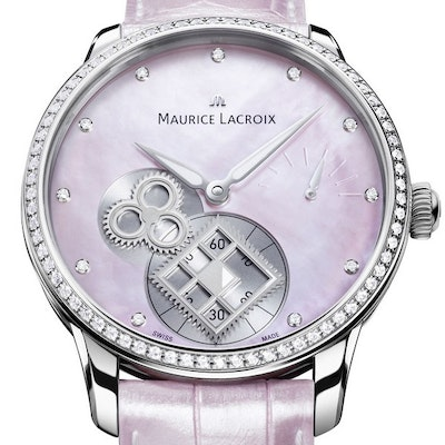 Maurice Lacroix Masterpiece Square Wheel - MP7158-SD501-570