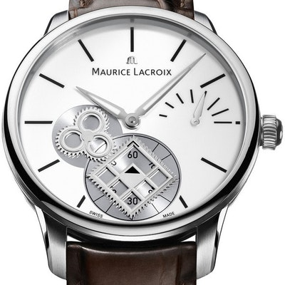 Maurice Lacroix Masterpiece Square Wheel - MP7158-SS001-101-2