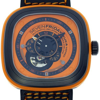Sevenfriday P-Series P1/03 Industrial Essence - P1/03