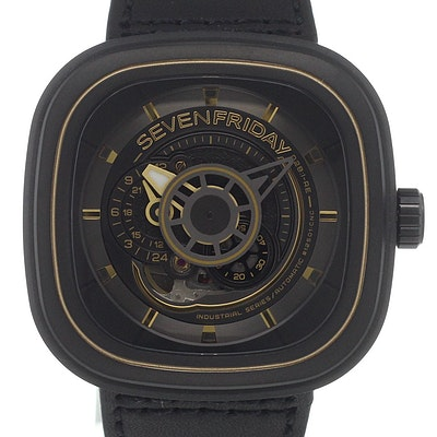 Sevenfriday P-Series P2/02 Industrial Revolution Works - P2/02