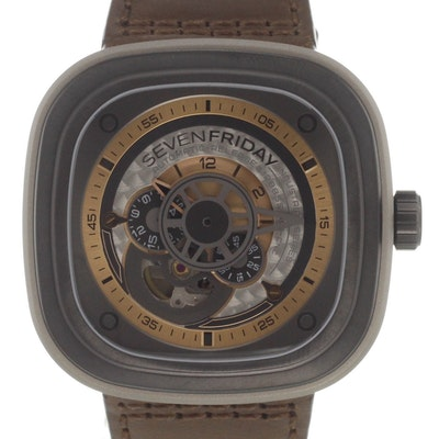 Sevenfriday P-Series P2/01 Industrial Revolution - P2/01