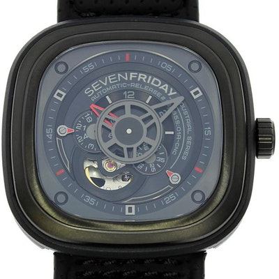 Sevenfriday P-Series P3/01 Industrial Engines Racer - P3/01