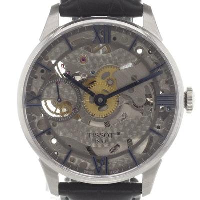 Tissot T-Classic Chemin Des Tourelles Squelette - T099.405.16.418.00