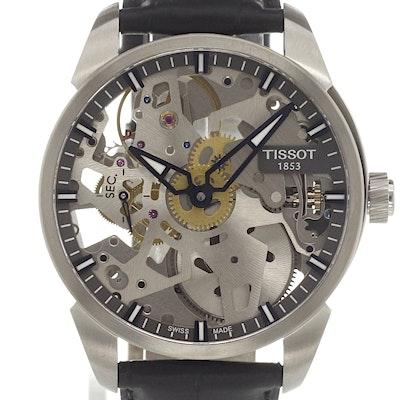 Tissot T-Classic T-Complication Squelette - T070.405.16.411.00