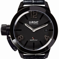 U-Boat Classic 40 Black Diamonds - 6951