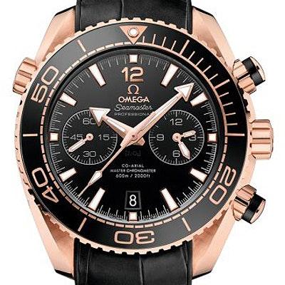 Omega Seamaster Planet Ocean 600M Chronograph - 215.63.46.51.01.001