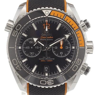 Omega Seamaster Planet Ocean 600M Chronograph - 215.32.46.51.01.001
