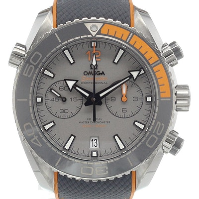 Omega Seamaster Planet Ocean 600M Chronograph - 215.92.46.51.99.001