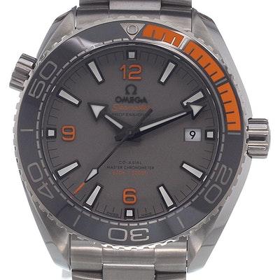 Omega Seamaster Planet Ocean 600M Chronometer - 215.90.44.21.99.001