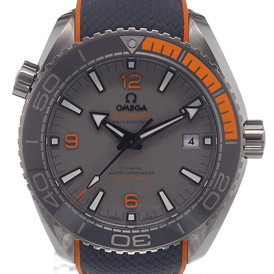 Omega Seamaster Planet Ocean 600M Chronometer - 215.92.44.21.99.001