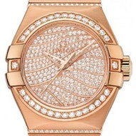 Omega Constellation Luxury Edition - 123.55.27.20.55.006