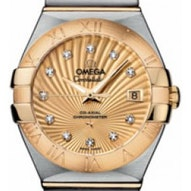 Omega Constellation Brushed Chronometer - 123.20.27.20.58.001