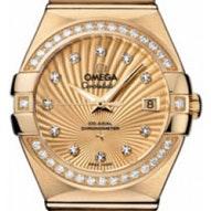 Omega Constellation Brushed Chronometer - 123.55.27.20.58.001