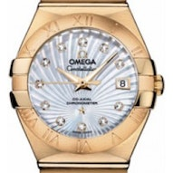 Omega Constellation Brushed Chronometer - 123.50.27.20.55.002