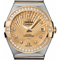 Omega Constellation Brushed Chronometer - 123.25.27.20.58.001